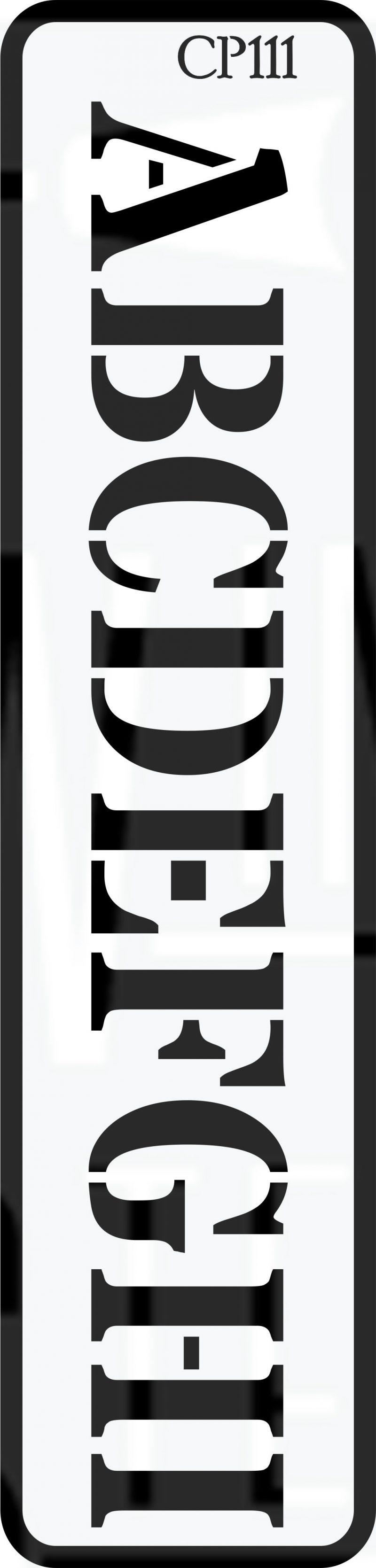 CP111 – Stencil