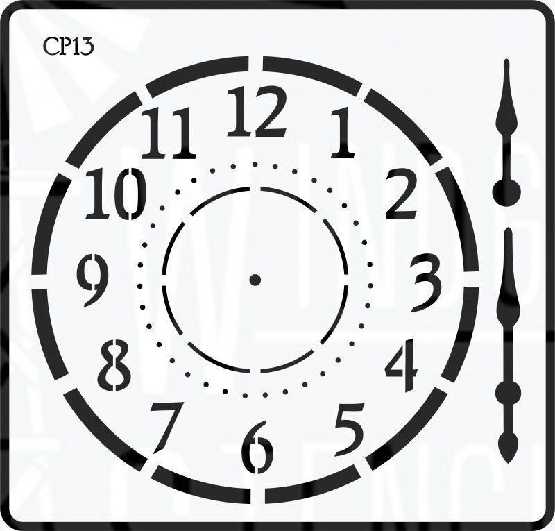 CP13 – Stencil