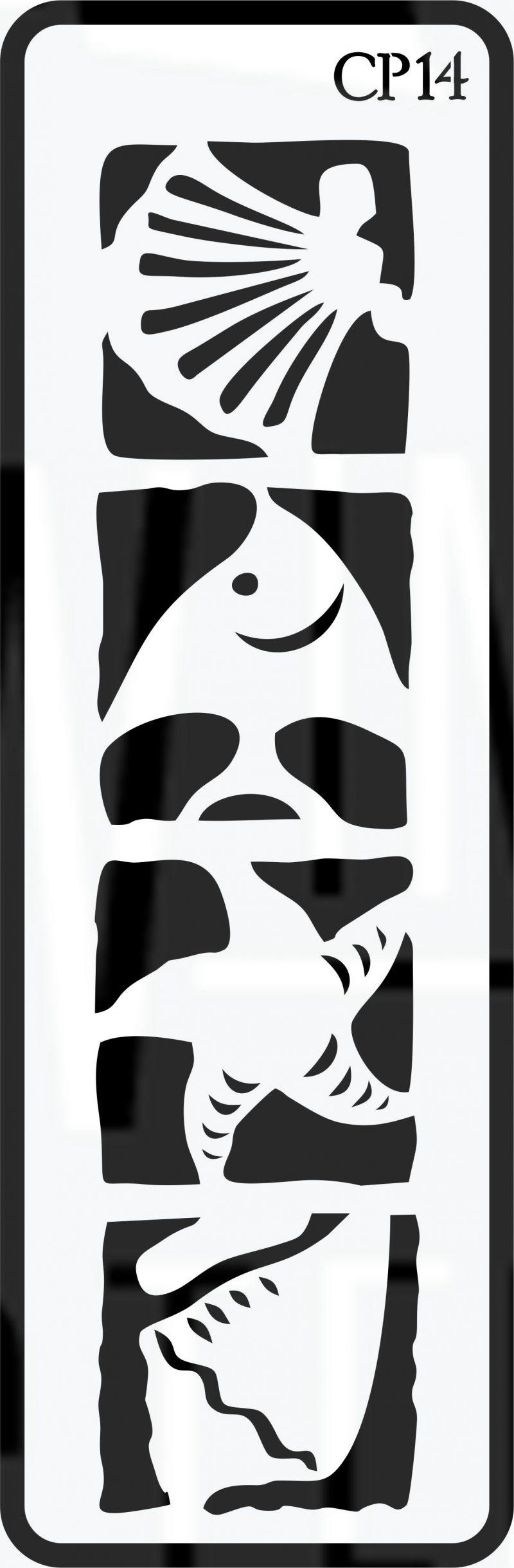 CP14 – Stencil