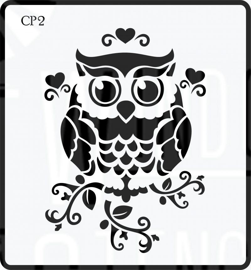 CP02 – Stencil