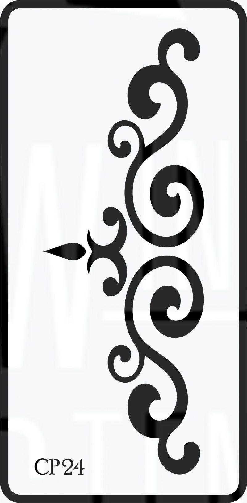 CP24 – Stencil