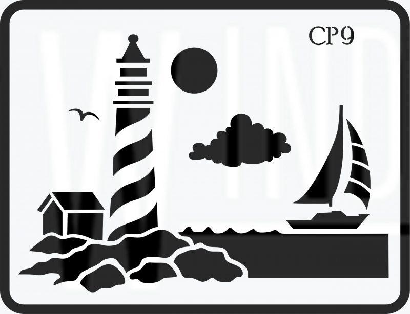 CP09 – Stencil