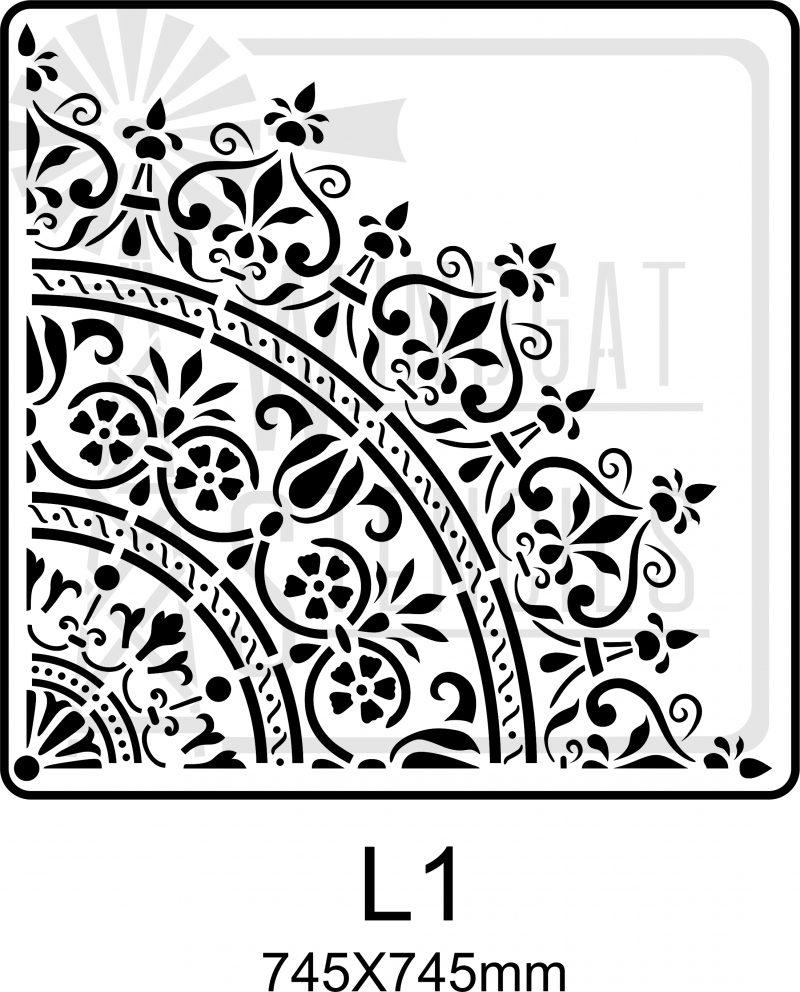 L1 – Stencil