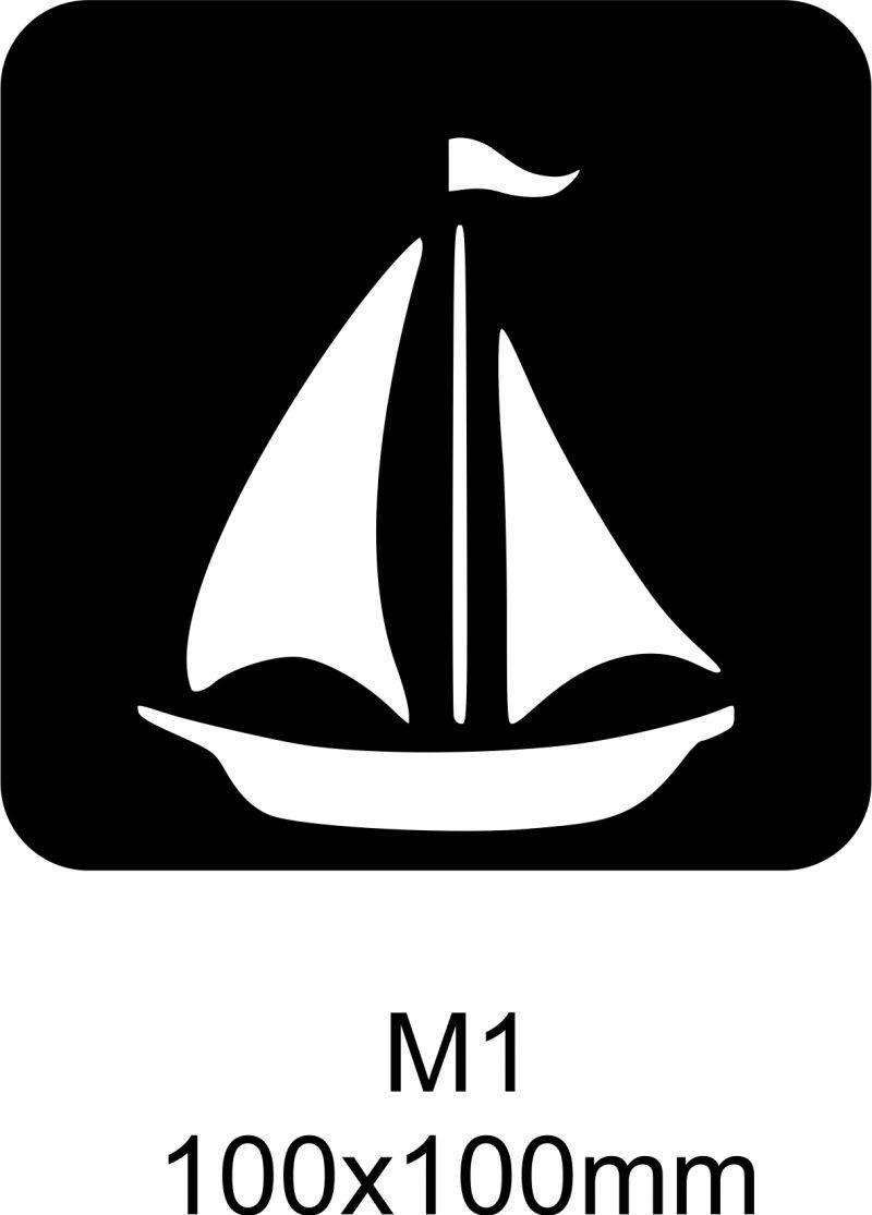 M1 – Stencil