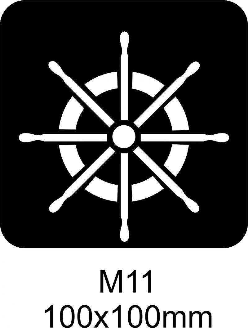 M11 – Stencil