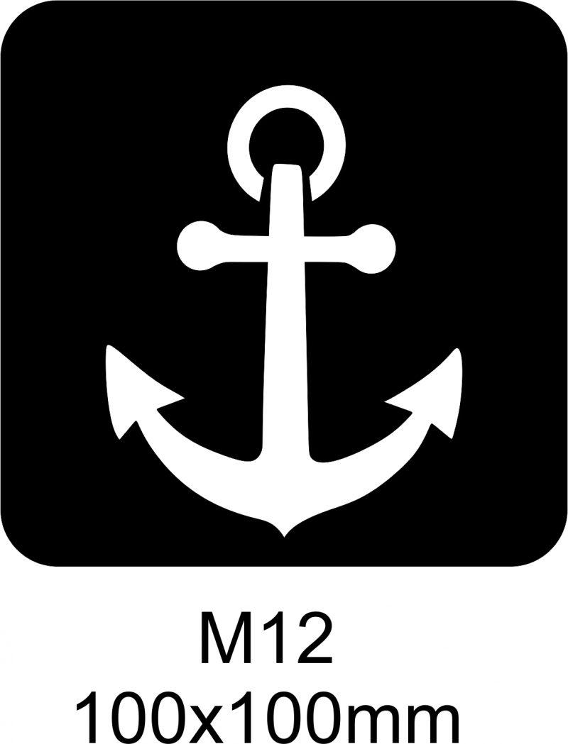 M12 – Stencil