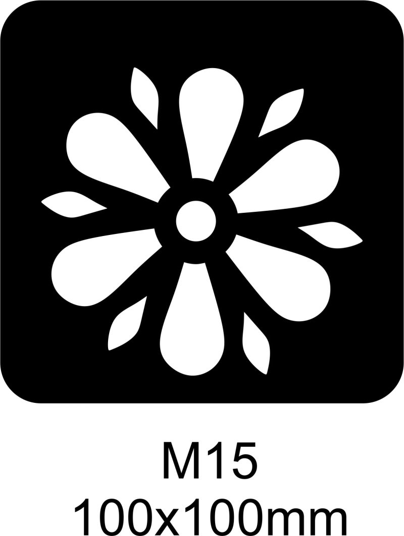 M15 – Stencil