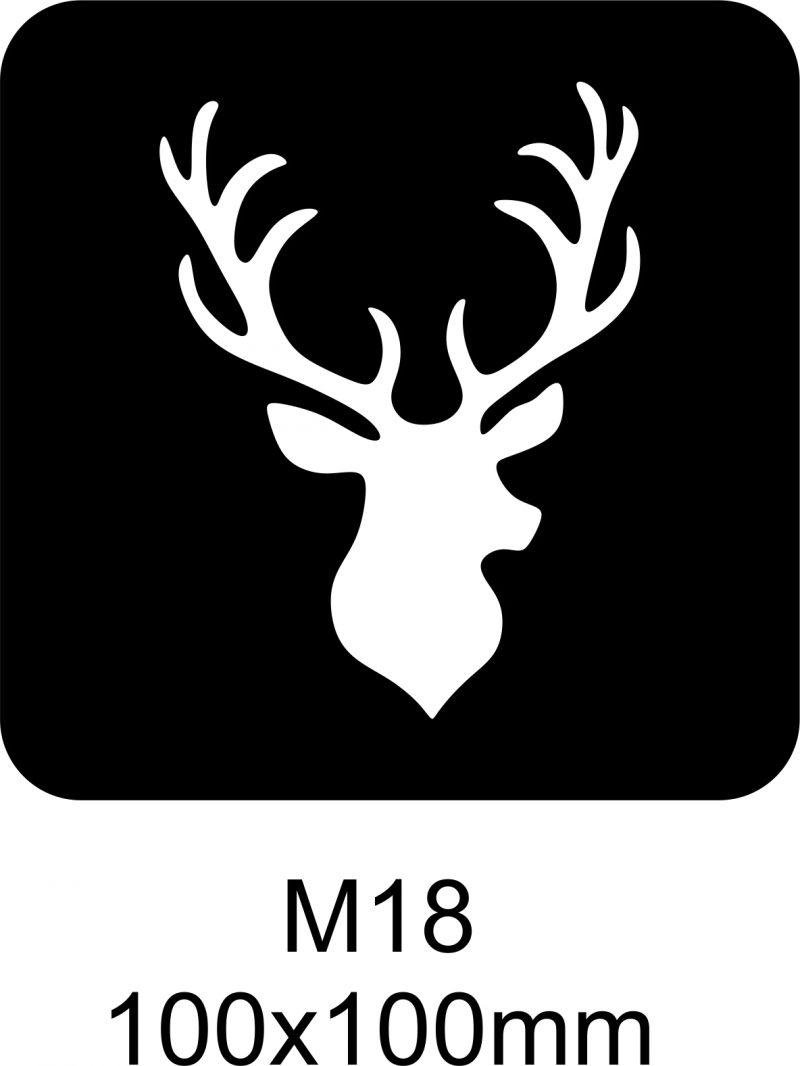 M18 – Stencil