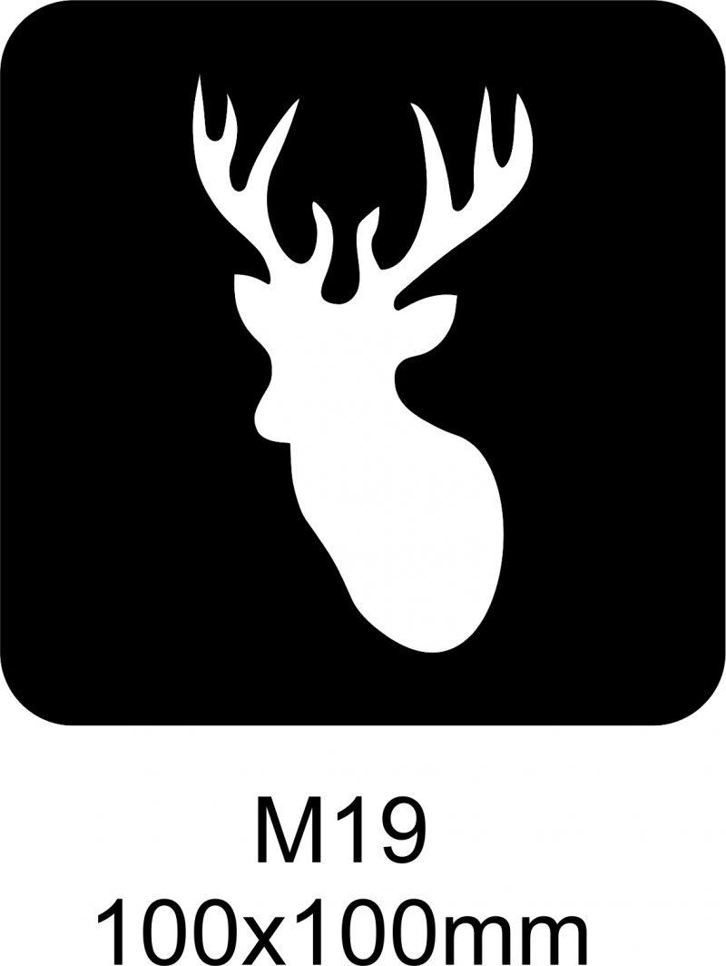 M19 – Stencil