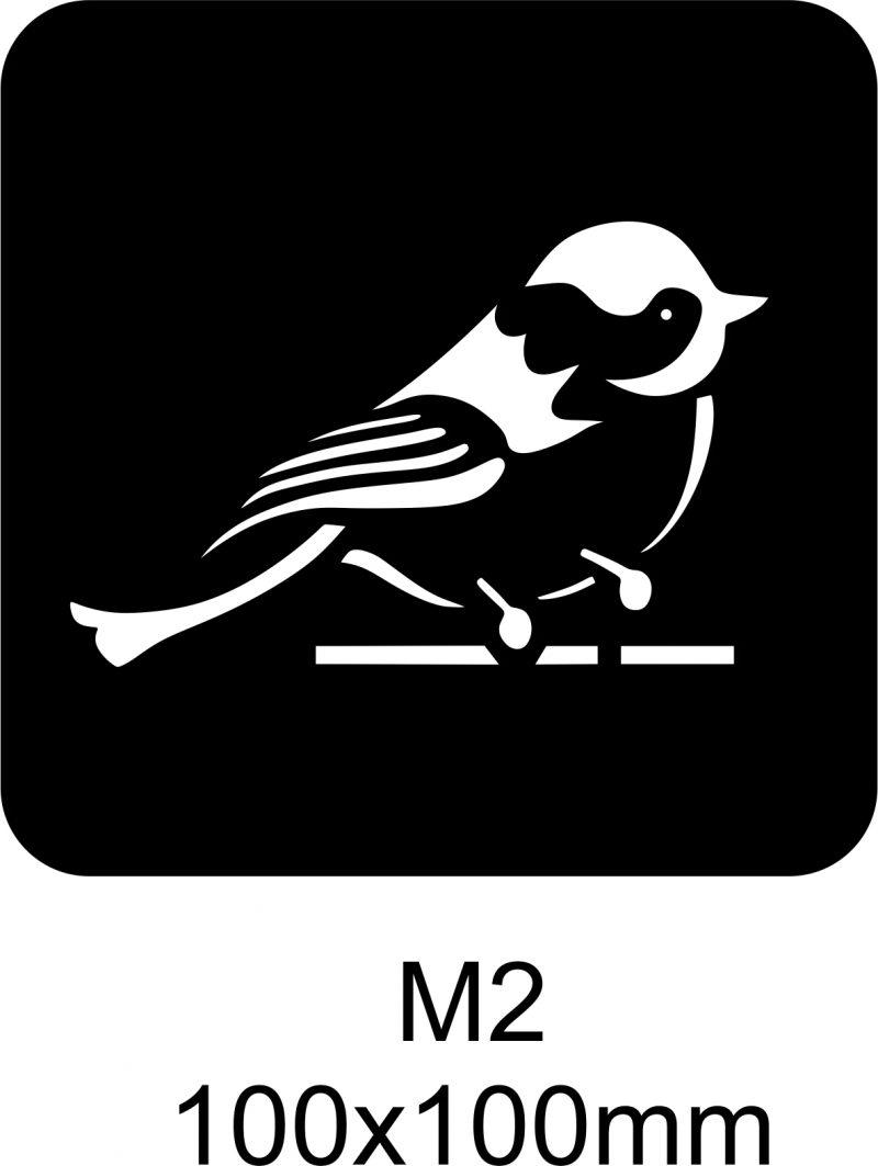 M2 – Stencil