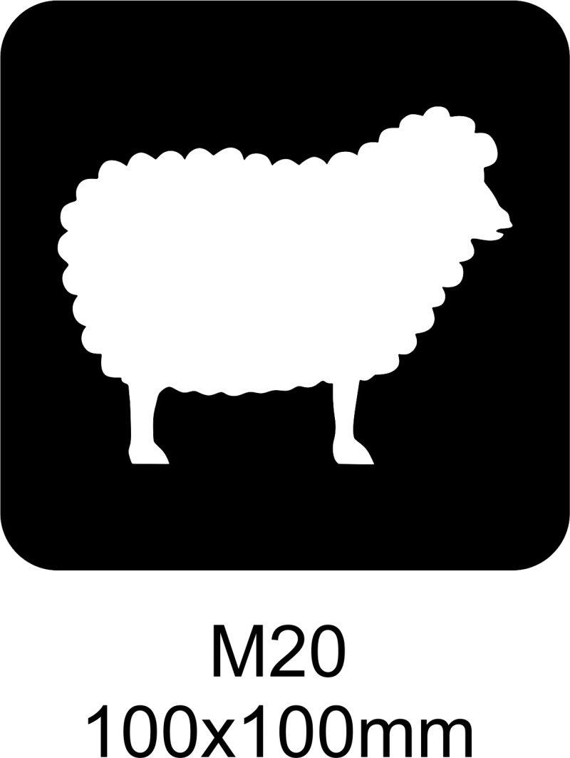 M20 – Stencil