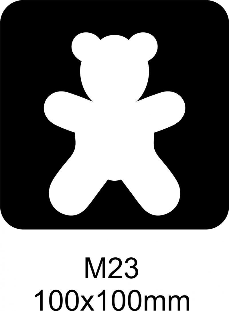 M23 – Stencil