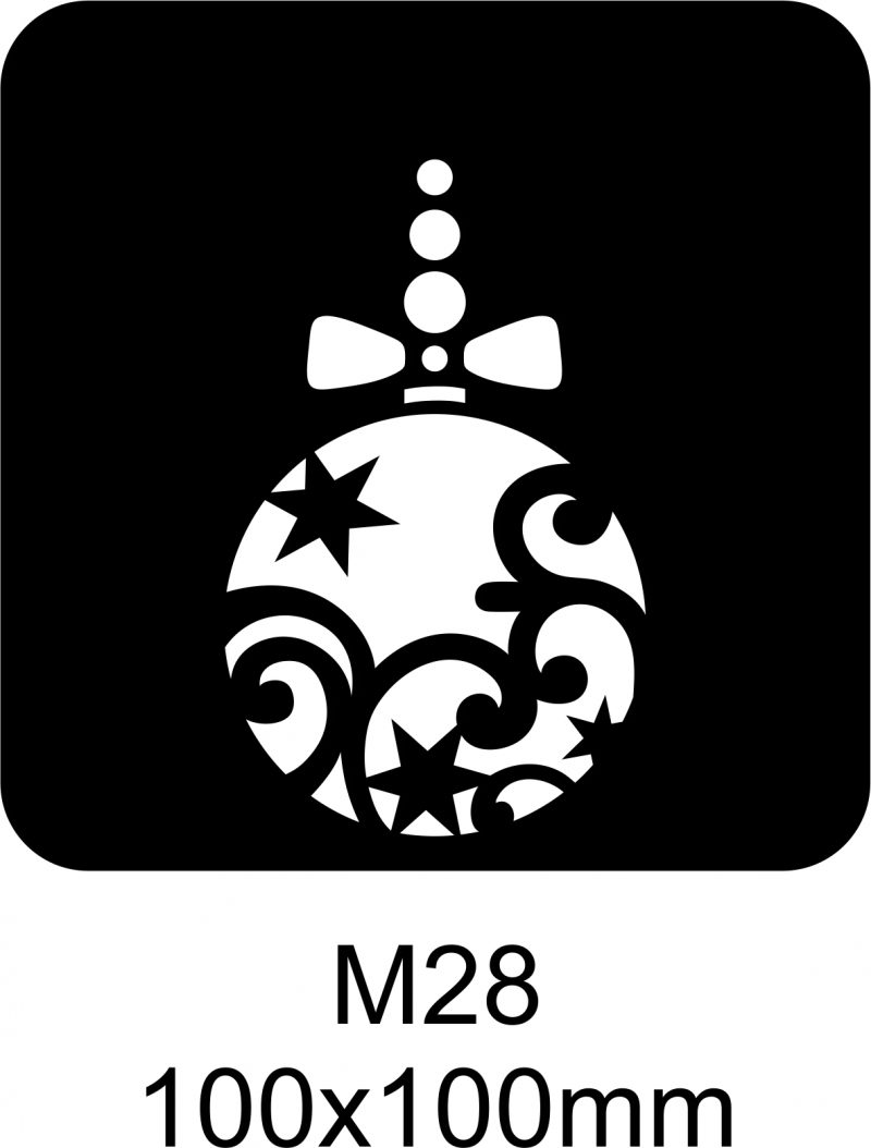 M28 – Stencil