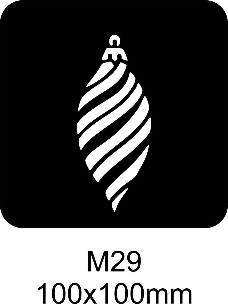 M29 – Stencil