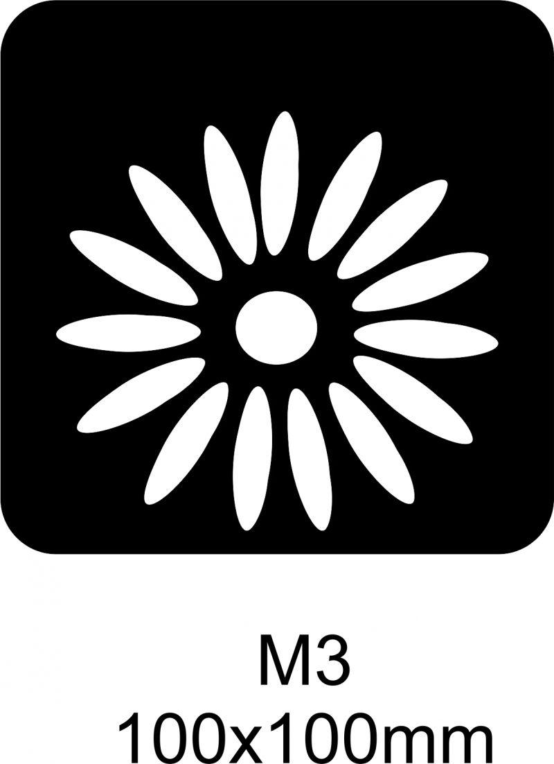 M3 – Stencil
