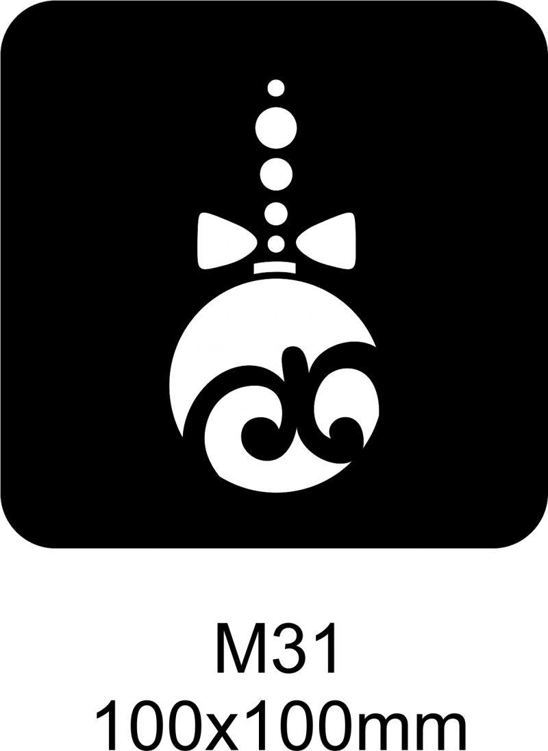 M31 – Stencil