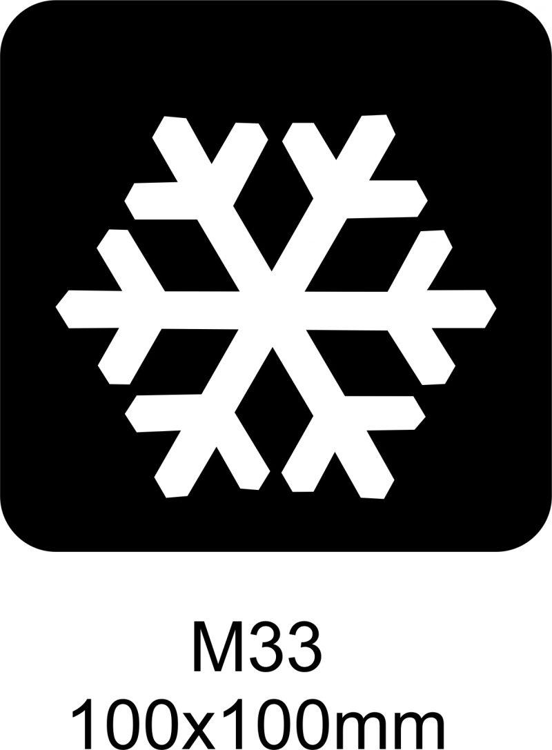 M33 – Stencil