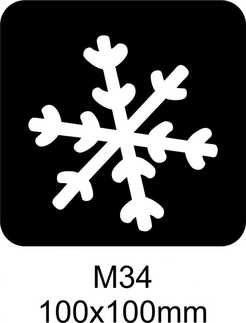M34 – Stencil