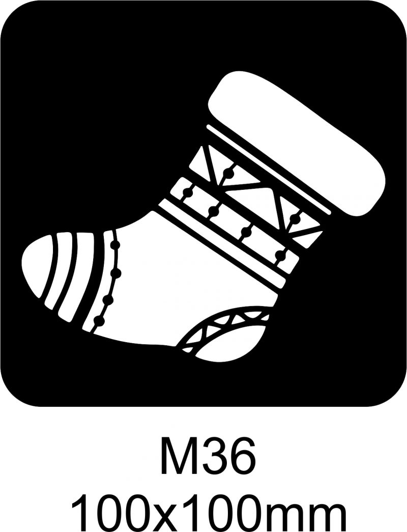 M36 – Stencil