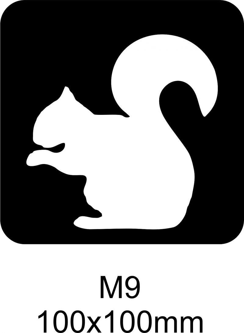 M9 – Stencil