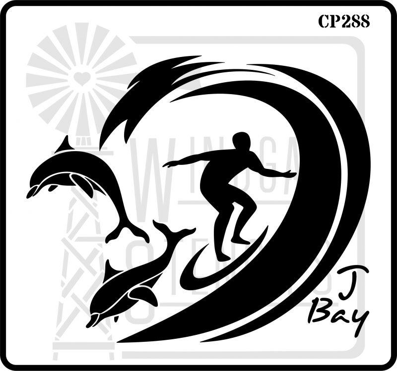 CP288 – Stencil