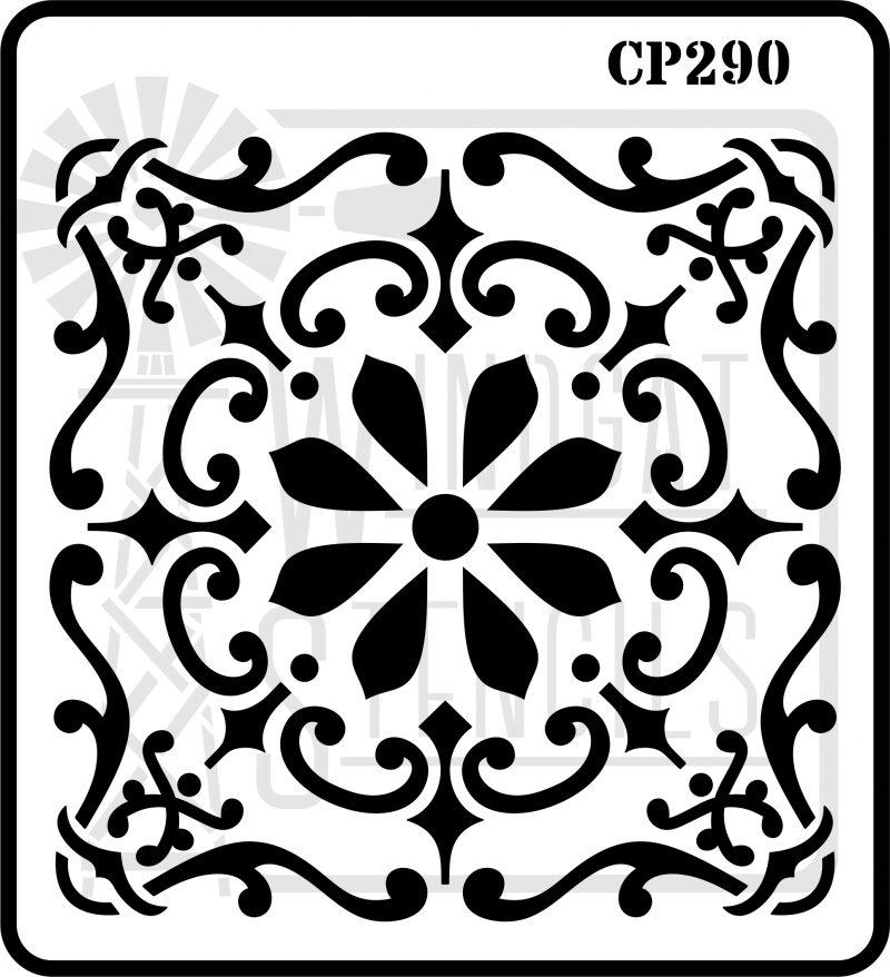 CP290 – Stencil