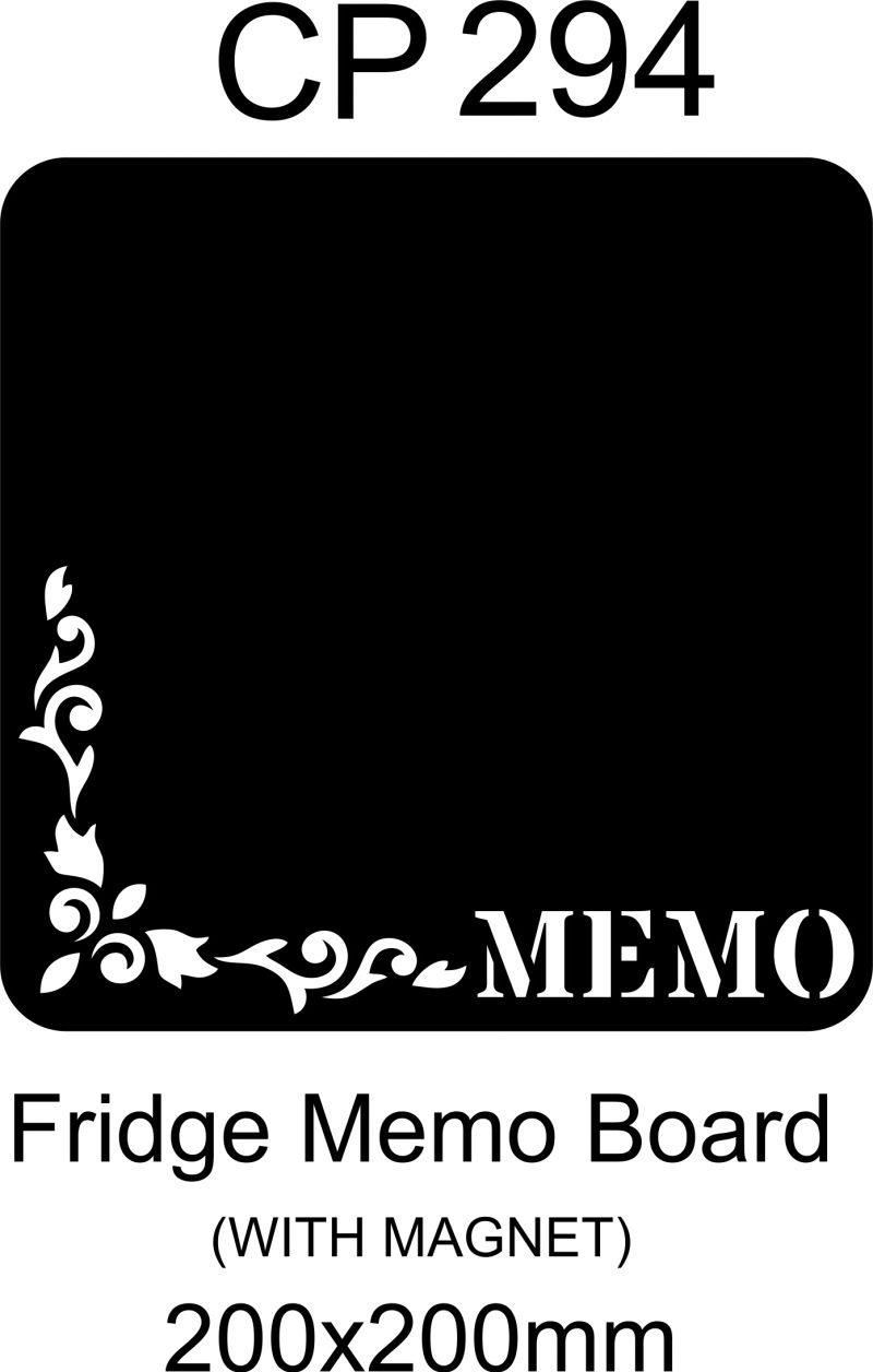 CP294 – Memo board