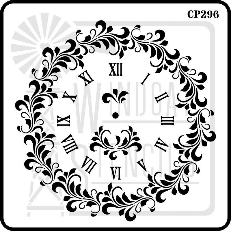 CP296 – Stencil