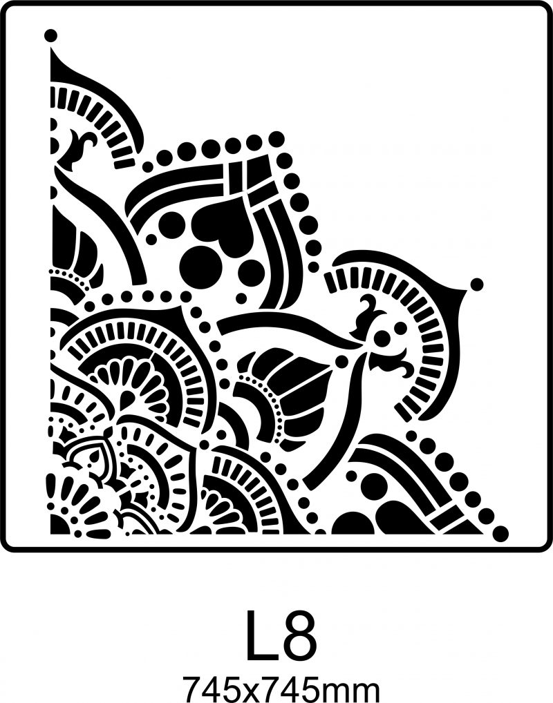 L8 – Stencil