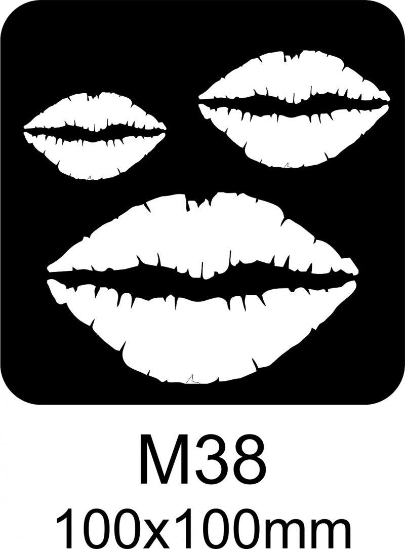 M38 – Stencil