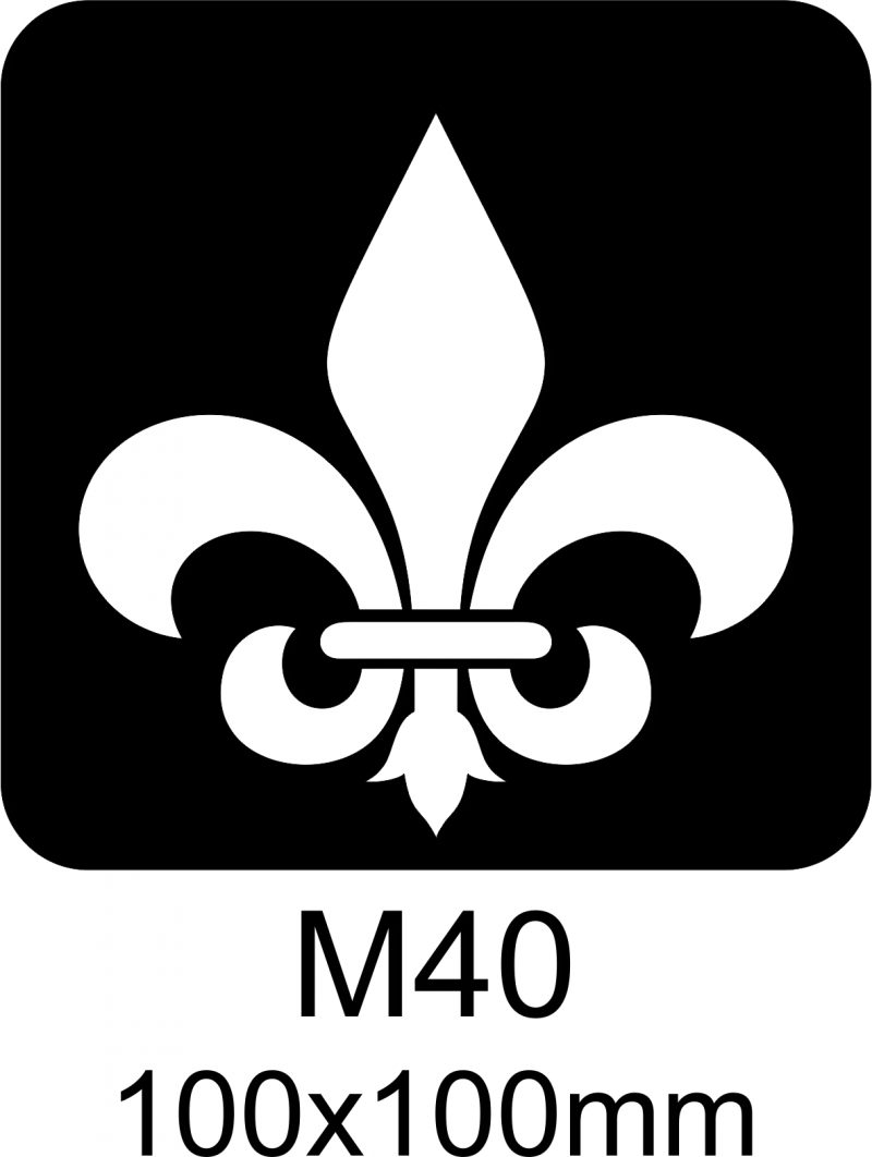 M40 – Stencil
