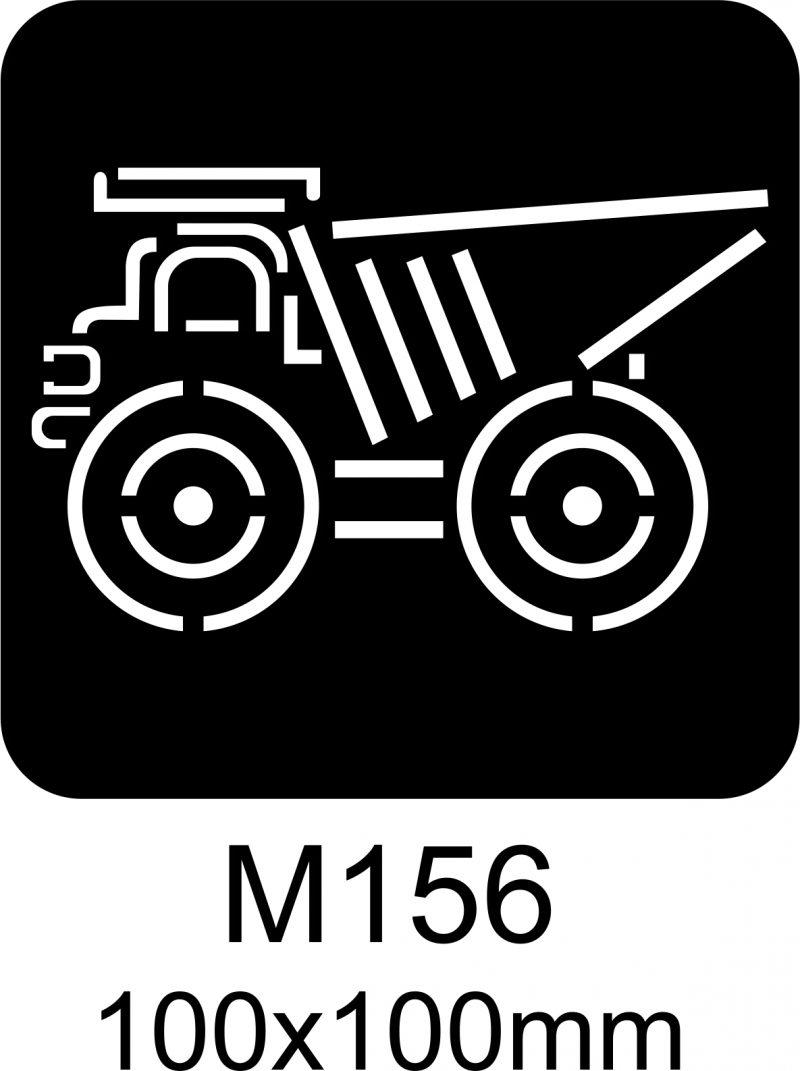 M156 – Stencil
