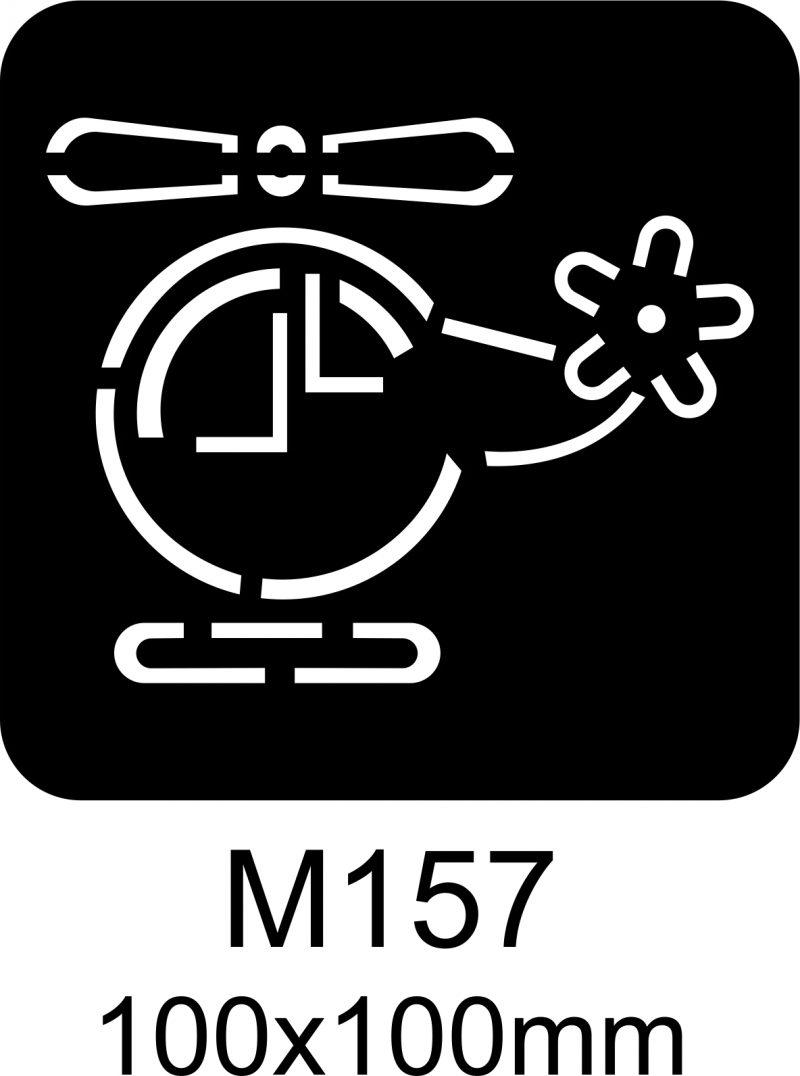 M157 – Stencil