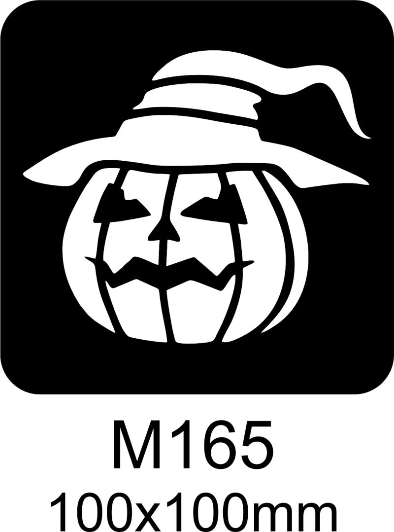 M165 – Stencil