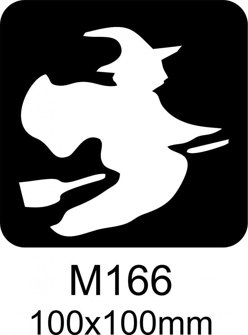 M166 – Stencil
