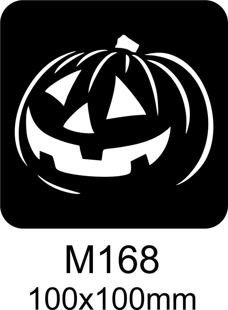 M168 – Stencil