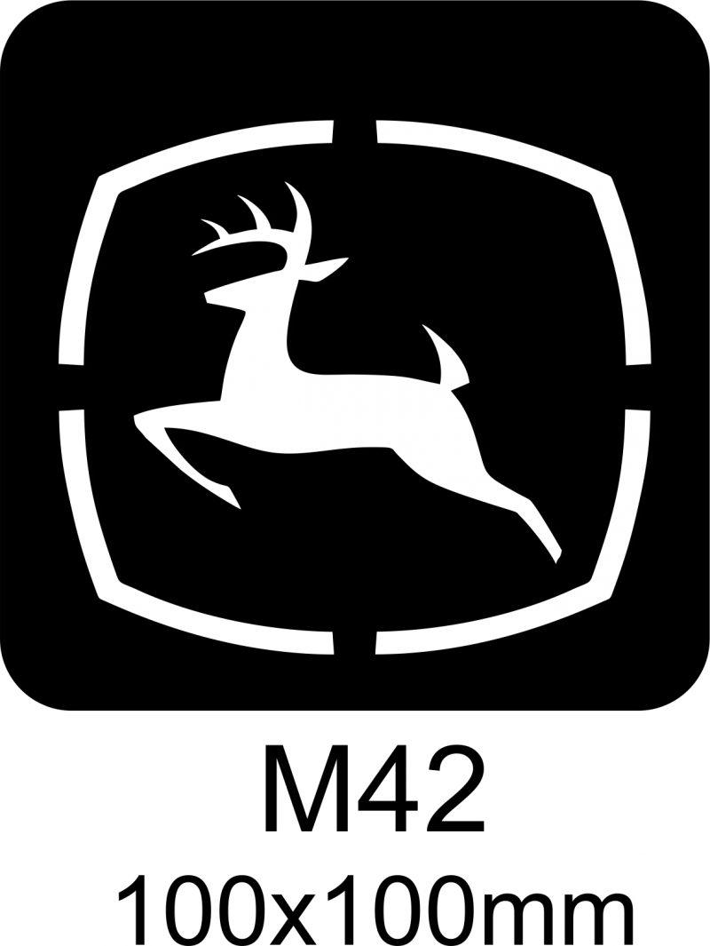 M42 – Stencil