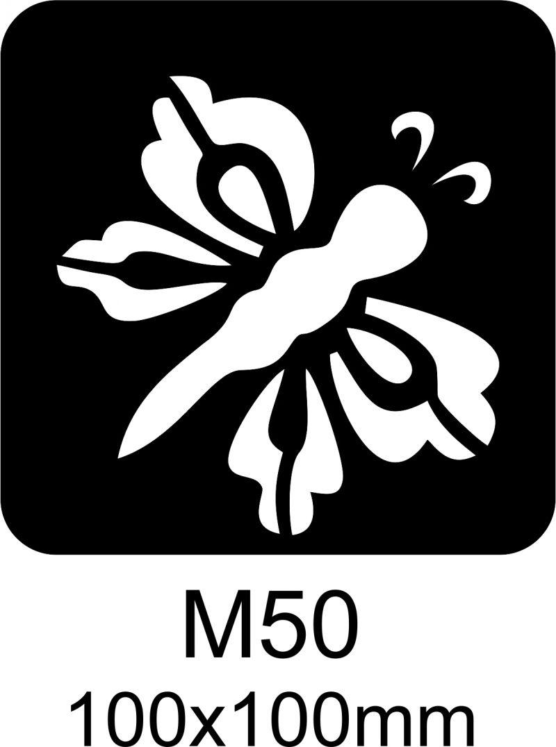 M50 – Stencil