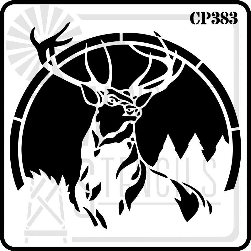 CP383 – Stencil