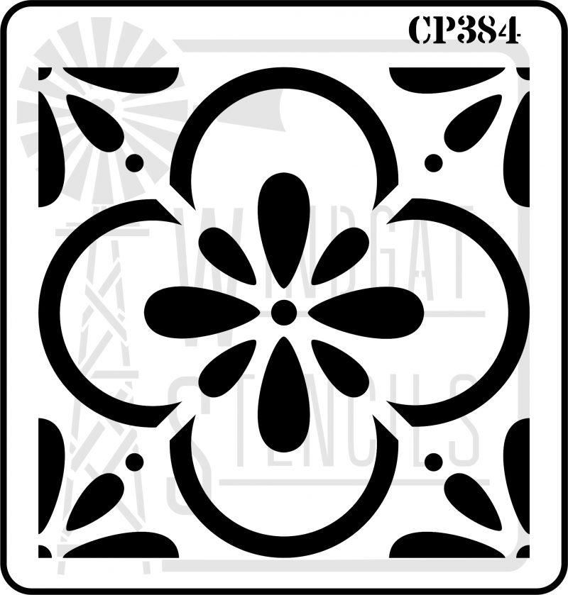 CP384 – Stencil