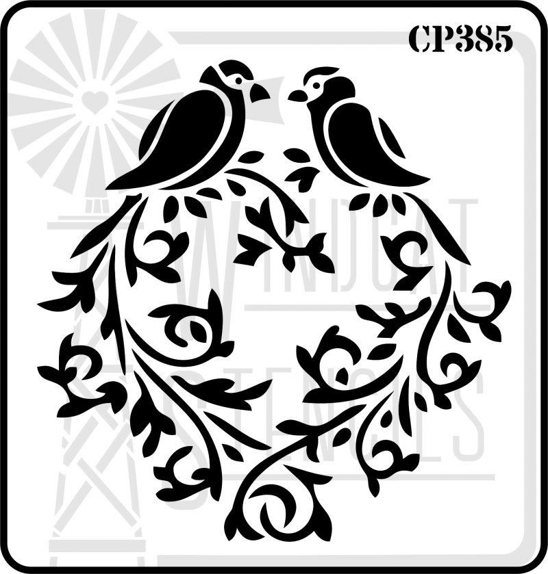 CP385 – Stencil