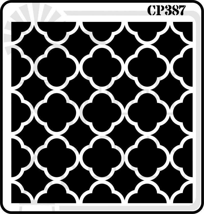 CP387 – Stencil
