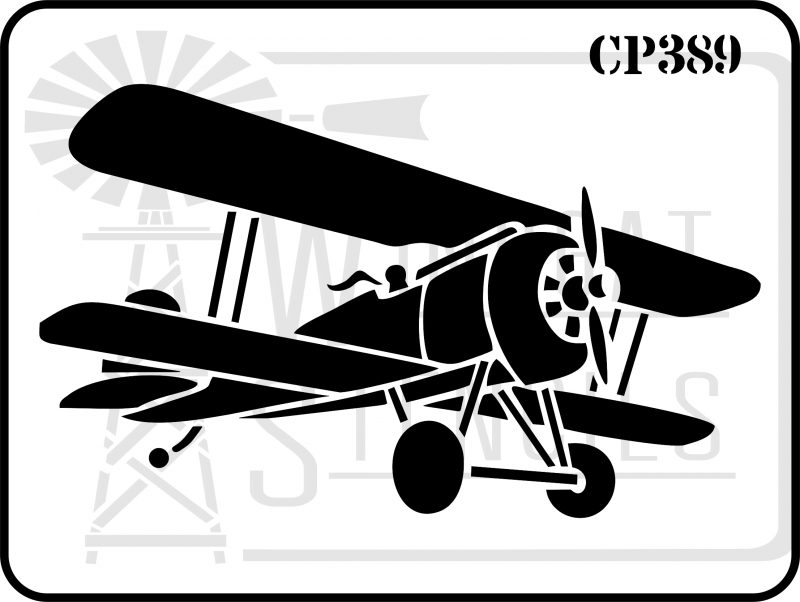 CP389 – Stencil