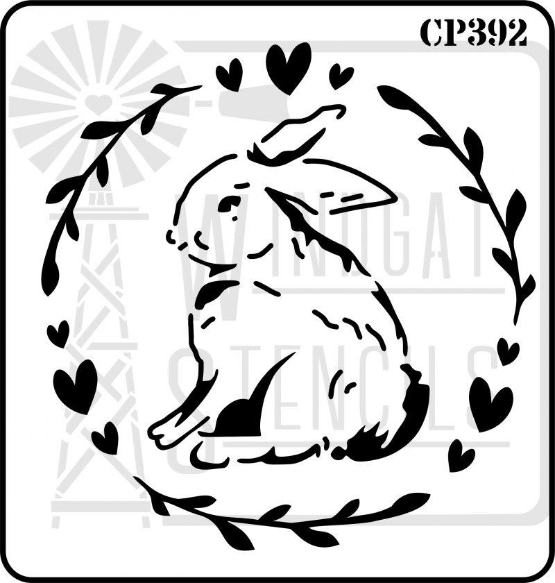 CP392 – Stencil