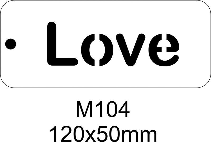 M104 – Stencil