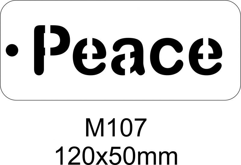 M107 – Stencil