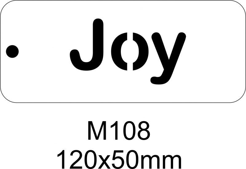 M108 – Stencil