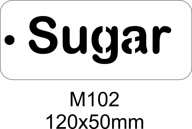 M102 – Stencil