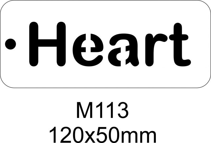 M113 – Stencil