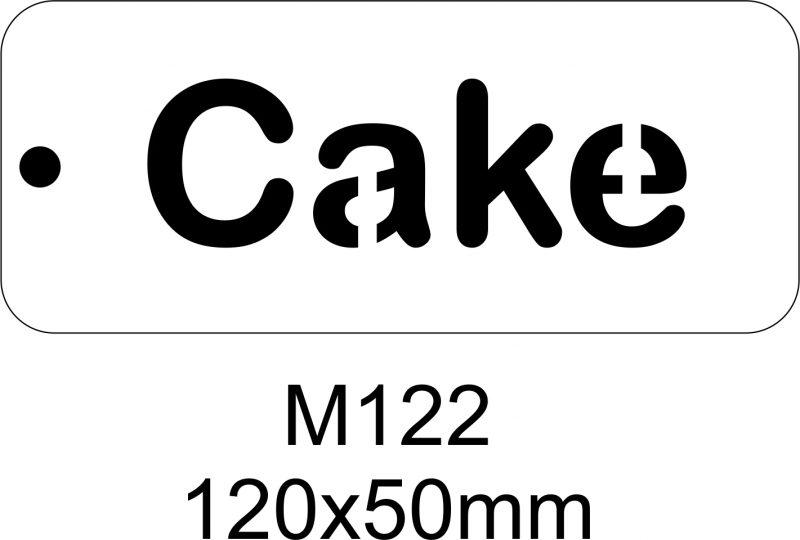 M122 – Stencil